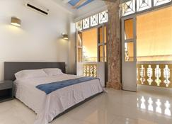 Penthouse Duplex, Amazing Views Over The Historic Center - Cartagena - Bedroom