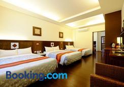 Kenting Haiye Guest House - Hengchun - Bedroom