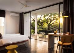 Hillocks Hotel & Spa - Siem Reap - Kamar Tidur