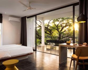 Hillocks Hotel & Spa - Siem Reap - Bedroom
