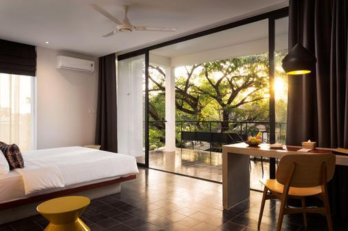 Hillocks Hotel & Spa - Siem Reap - Bedroom