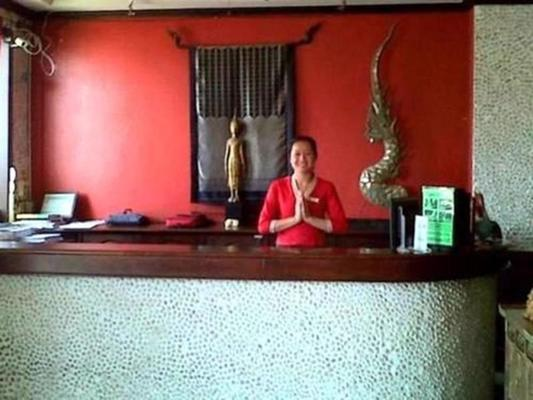 Inter City Boutique Hotel - Vientiane - Front desk
