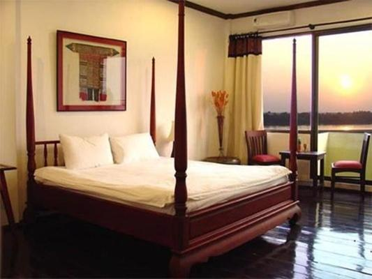 Inter City Boutique Hotel - Vientiane - Bedroom