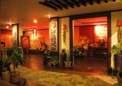 Inter City Boutique Hotel - Vientiane - Lobby