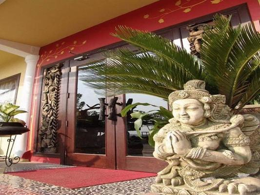 Inter City Boutique Hotel - Vientiane - Outdoors view