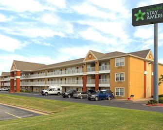 Extended Stay America - Tulsa - Central - Tulsa - Building