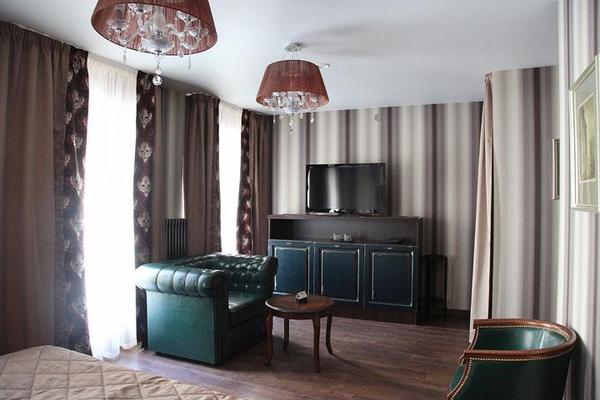 Martin Hotel - Saint Petersburg - Living room