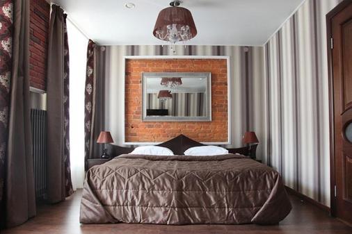 馬丁酒店 - 聖彼得堡 - 聖彼得堡 - 臥室