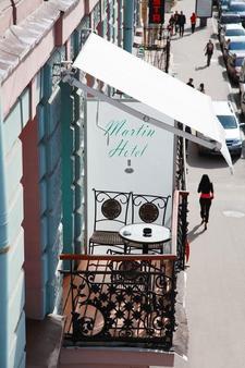 馬丁酒店 - 聖彼得堡 - 聖彼得堡 - 陽台