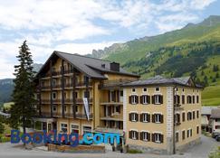 Hotel Alpina Parpan - Churwalden - Bâtiment