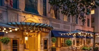 Sofitel Washington DC Lafayette Square - Washington - Bygning