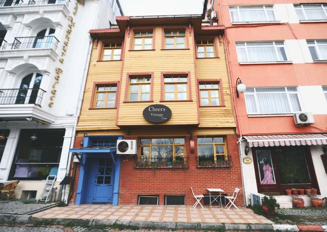 Cheers Vintage - Hostel - Istanbul - Rakennus