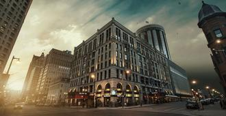 The Pfister Hotel - Milwaukee - Edifício