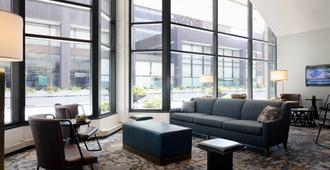Des Moines Marriott Downtown - Des Moines - Living room