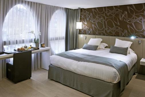 貝斯維斯特高級酒店 - 里耳 - 里爾 - 臥室