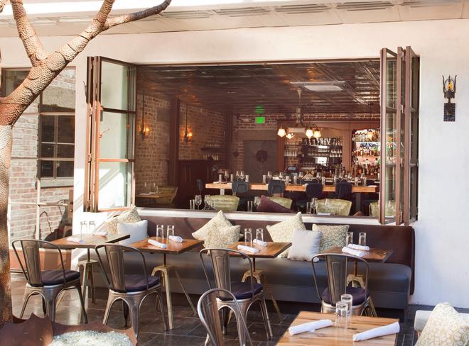 Granada Hotel & Bistro - Сан-Луис-Обиспо - Ресторан
