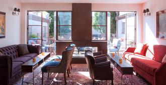 Granada Hotel & Bistro - San Luis Obispo - Sala de estar