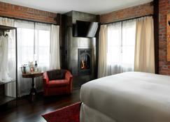 Granada Hotel & Bistro - San Luis Obispo - Yatak Odası