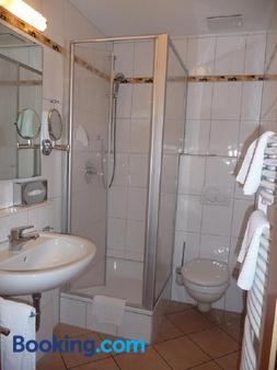 Zum Waldhorn - Heidelberg - Phòng tắm