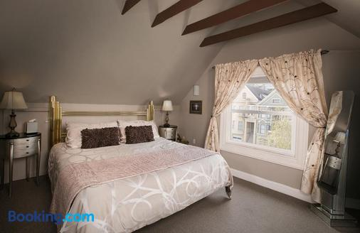 Noe's Nest Bed and Breakfast - San Francisco - Bedroom