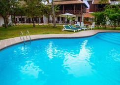 Chitchareune Mouangluang Hotel - Louangphabang - Uima-allas