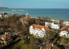 ホテル ヴィラ バルティカ - ソポト - 屋外の景色