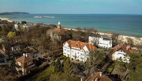 Hotel Villa Baltica - Sopot - Outdoor view