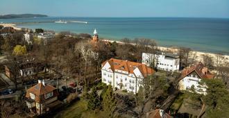 Hotel Villa Baltica - Sopot - Outdoors view