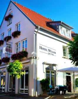 Hotel Müller Café & Wein - Veitshöchheim - Gebäude