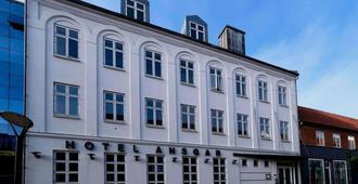 Hotel Ansgar - Esbjerg - Byggnad