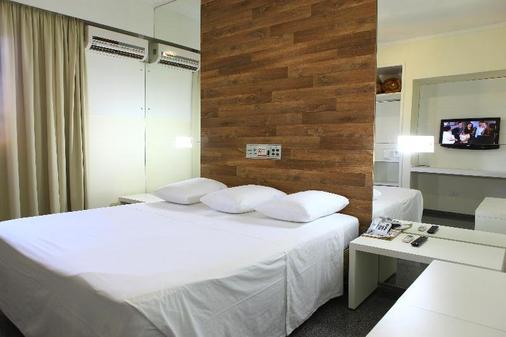 Hotel Taiamã - Cuiabá - Phòng ngủ