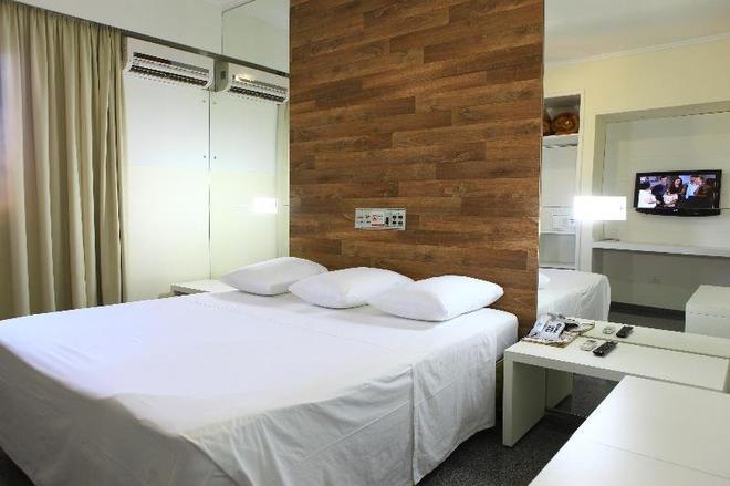 塔伊阿瑪酒店 - 庫亞巴 - 臥室