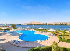 Tolip Aswan Hotel - Asuán - Alberca