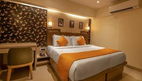 Hotel Oriental Aster - Mumbai International Airport - Mumbai - Bedroom