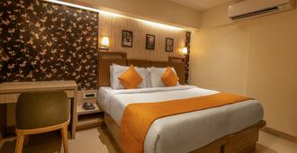 Hotel Oriental Aster- Mumbai International Airport - Mumbai - Bedroom