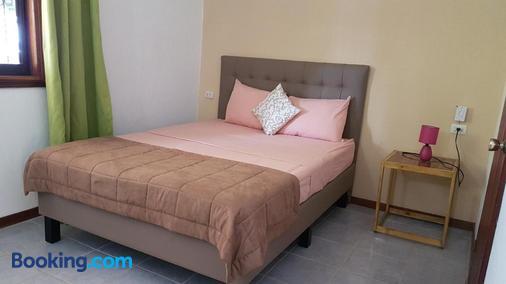 Cabinas Yucca - Puerto Viejo de Talamanca - Phòng ngủ