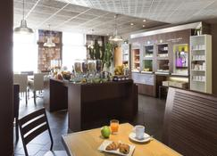 Novotel Suites Clermont-Ferrand Polydome - Clermont-Ferrand - Restaurante