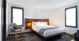 Main And Mountain Bar & Motel - Ludlow - Bedroom