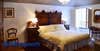 La Terrazza di Vico Olivi B&B - Ventimiglia - Bedroom
