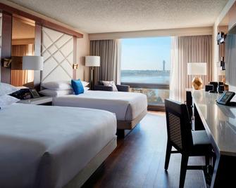 Kansas City Airport Marriott - Kansas City - Bedroom