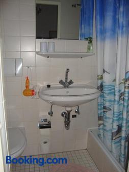 Haus am Pfaffenteich - Schwerin (Mecklenburg-Vorpommern) - Bathroom