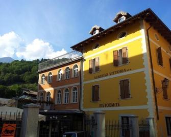 Hotel Vittoria - Roncegno - Будівля