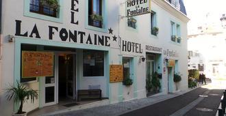 Hôtel La Fontaine - Lourdes - Rakennus