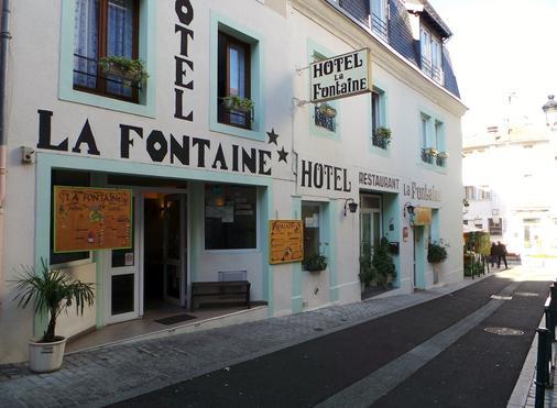 Hôtel La Fontaine - Lourdes - Κτίριο