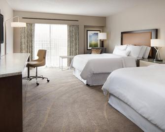 The Westin Kansas City at Crown Center - Kansas City - Schlafzimmer