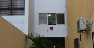 Hostal Edificio Malecon - Cartagena de Indias - Vista del exterior