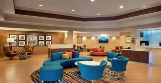 Fairfield by Marriott Anaheim Resort - Anaheim - Salon