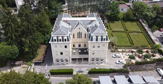 斯濤特爾德瑟烏酒店 - 艾克斯萊班 - 艾克斯-雷-百恩 - 建築