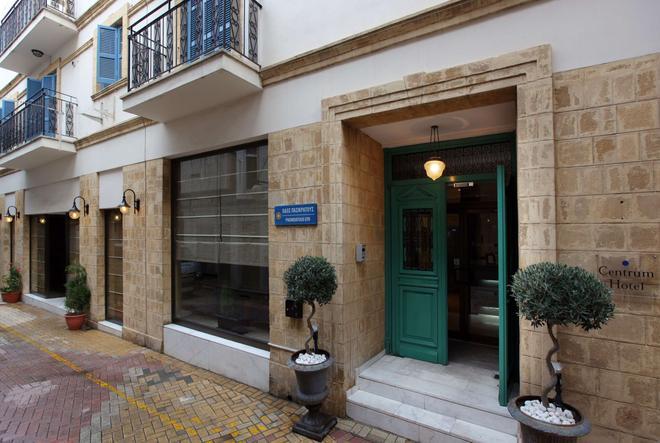 Centrum Hotel - Nicosia - Building