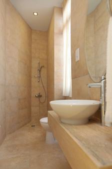 セントラム ホテル - ニコシア - 浴室